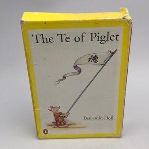 The Te of Piglet Book by Benjamin Hoff